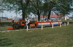 Miniature Train - Liberty Park