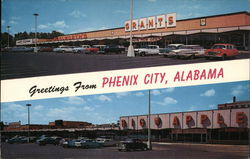 Greetings from Phenix City, Alabama