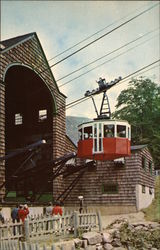 Cannon Mountain Aerial Passenger Tramway