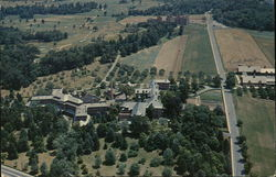 Air View of St. Francis Health Resort