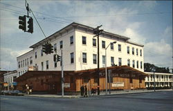 The Jefferson Hotel & Motel