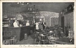 The Tap Room at the Cochran House Postcard