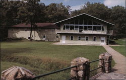 Massanetta Springs Conference Center - Calvin, Stewart and Knox Halls Postcard
