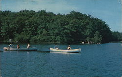 Camp Canonicus - Lake Chipuxet