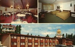 Executive Inn Postcard