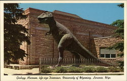 University of Wyoming - Geology Museum