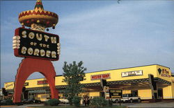 South of the Border - Pedro's Sombrero Restaurant and Mexico Shop