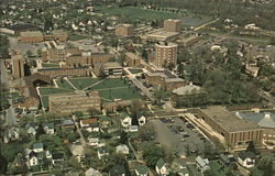 Ashland College Postcard