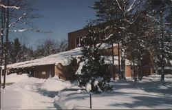 Michael P. Dendrinos Chapel/Recital Hall, Interlochen Center for the Arts