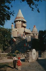 The Gingerbread Castle Postcard