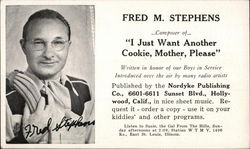 Fred M. Stephens, Composer