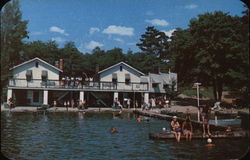 Hollywood Landing, Crooked Lake