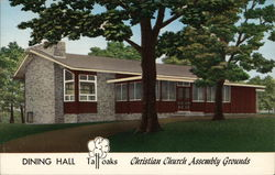 Dining Hall Tall Oaks Christian Church Assembly Grounds