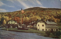 The Glen House abd Cottages, Pinkham Notch