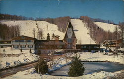 Boyne Mountain Postcard
