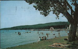 Walloon Lake Postcard