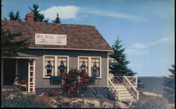 Sea Gull Shop, Pemaquid Point