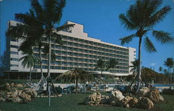 Hotel San Juan Intercontinental Postcard