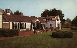 Prospect House, Fruitlands Museum Postcard
