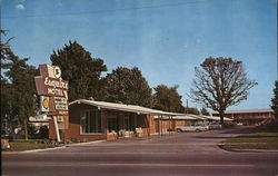 Esquire Motel Postcard