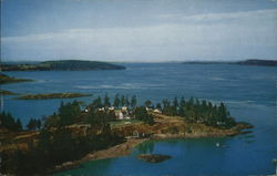 Harris Point Shore Cabins, Passamaquoddy Bay