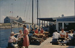 Thompson Brothers Clam Bar, Wychmere Harbor