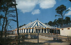 The Cape Cod Melody Tent