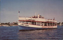 M/V Molly Brown Sightseeing Tour Boat