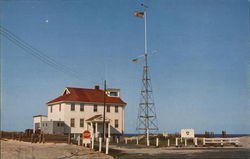 U. S. Coast Guard Station at Race Point