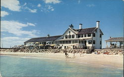 The Lighthouse Inn Postcard