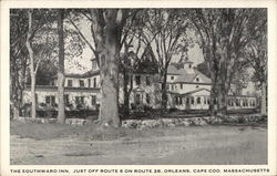 The Southward Inn Postcard