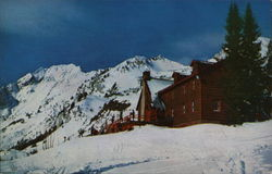 The Alta Lodge Postcard