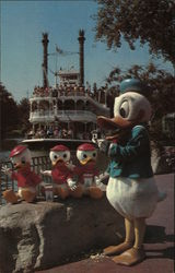 Donald and His Nephews