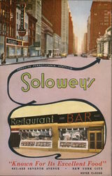 Solowey's Restaurant & Bar