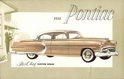 1954 Pontiac Star Chief Custom Sedan