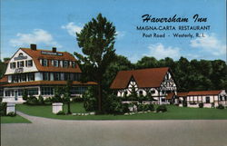 Haversham Inn, Magna-Carta Restaurant, Post Road