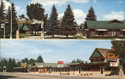 Cedar Mountain Lodge and Lindy's Family Restaurant