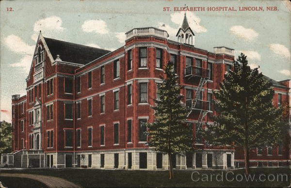 St. Elizabeth Hospital Lincoln Nebraska