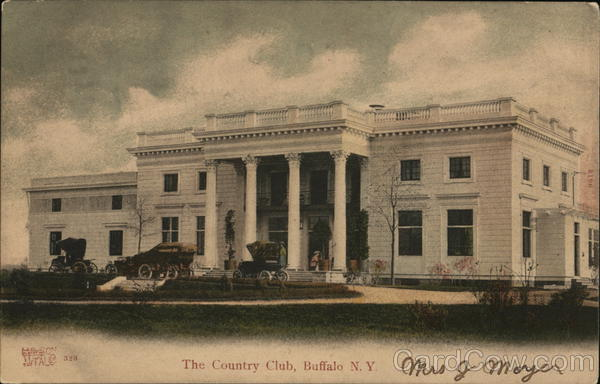 The Country Club Buffalo New York