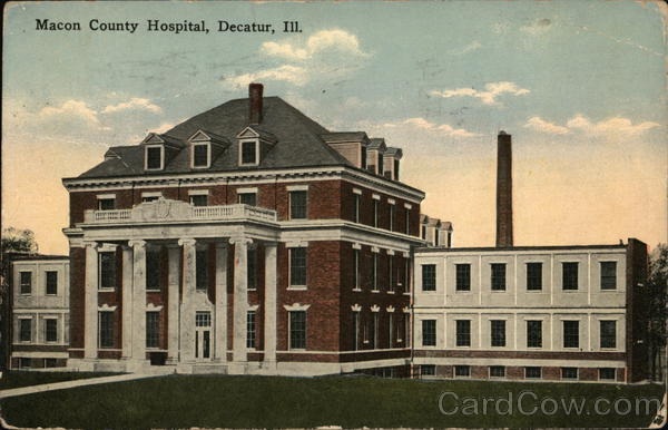 Macon County Hospital Decatur Illinois