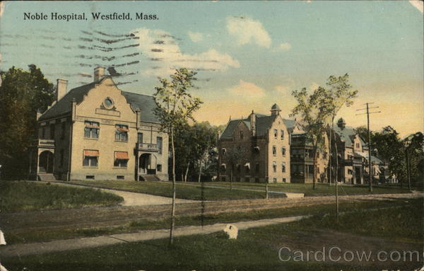 Noble Hospital Westfield Massachusetts