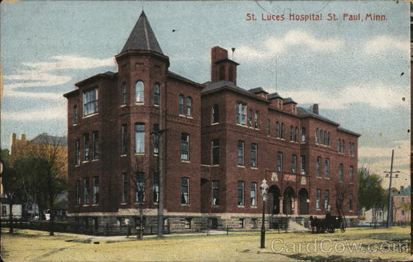 St. Luces Hospital St. Paul Minnesota