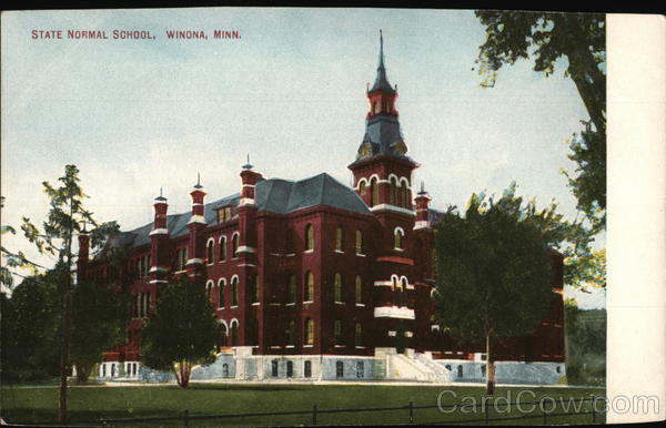State Normal School Winona Minnesota