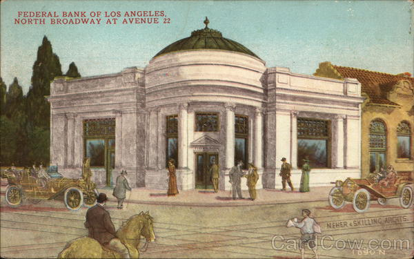 Federal Bank of Los Angeles California