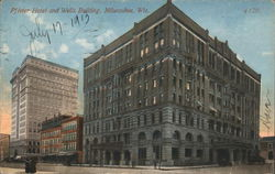 Pfister Hotel and Wells Building