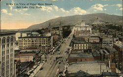 Bird's Eye View of Upper Main Street