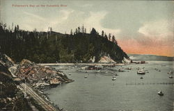 Fisherman's Bay on the Columbia River