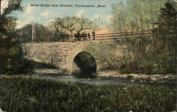 Stone Bridge near Dummer