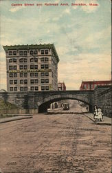 Centre Street and Railroad Arch