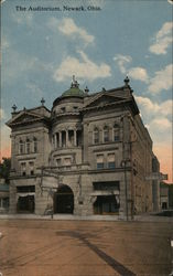 The Auditorium Postcard